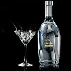 Swedish vodka Purity is challenging Grey Goose's claim to be the world's best tasting vodka in a new advertising campaign.