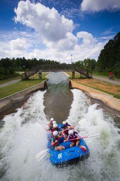 The White Water Center in Charlotte, North Carolina