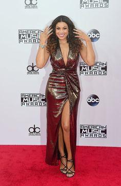 Pin for Later: Les Plus Beaux Looks des American Music Awards, C'est Par Ici Jordin Sparks