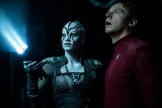 Star Trek Beyond tops box office pushing Secret Life of Pets down