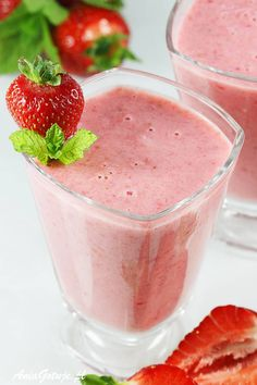 [New] The 10 Best Food Ideas Today (with Pictures) - Healthy Drinks, Smoothies, Liquor, Panna Cotta, Juice, Food Porn, Strawberry, Cocktails, Food And Drink