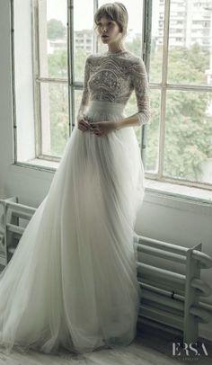 Ersa Atelier Wedding Dress Inspiration
