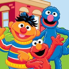 Sesame Street Apps - Sesame Street - included topics: moving, planning for emergency, divorce, incarceration, and military families. Jim Henson Puppets, Elmo Wallpaper, Hello Kitty Pictures, Sesame Street Party, Small Canvas Art, Elmo Birthday, Phone Backround, Military Families, School Classroom
