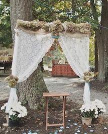 Country Wedding Decoration
