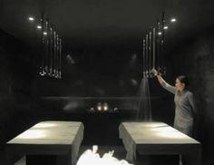 Vichy shower treatment at Bali's Alila Villas Soori resort