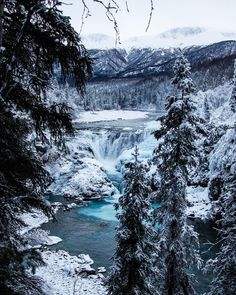 Welcome to Alaska, with more inland water than any other single state sq mi). Alaska presents the perfect options for any outdoor adventure. 📷-DM us Use the to be featured! National Photography, Nature Photography, Travel Photography, Photography Tips, Outdoor Photography, Winter Photography, Digital Photography, Moving To Alaska, Winter Scenery