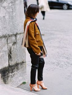 How You Can Wear Your Camel Coat in Spring