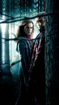"""Wallpaper for """"Harry Potter and the Deathly Hallows: Part 1"""" (2010)"""