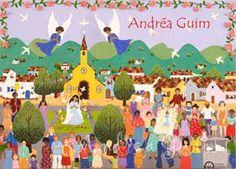 Mulher Severino,simplesmente faz-tudo...: O talento de Andrea Guim