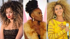 10 hairstyles that will give you serious afro envy...