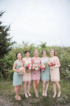 Spring is in Bloom | Real Wedding
