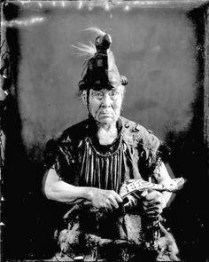 Tlingit shaman Skun Doo.