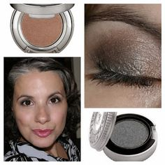 The Color Wheel Gallery: Urban Decay Gunmetal and YDK