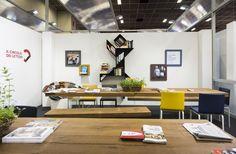 La lounge del Circolo al Salone del Libro 2015 made by LAGO