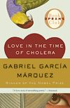 Love in the Time of Cholera by Gabriel Garcia Marquez - yes diarrhea is incredibly romantic....swoon!
