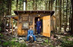 Autoconstrucción: Cómo construir una cabaña