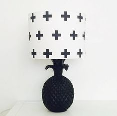 A bold lampshade that will make a fun addition to any nursery/bedroom/toy room/kids space. This handcrafted lampshade is made using 100% cotton fabric and is made to order. Dimensions: height: 17cm, diameter: 23cm. Pattern placement may vary from shade to shade. Shade will fit a