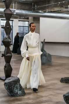 The Row Fall 2018 Ready-to-Wear Collection - Vogue