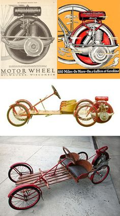 Early Low-Cost Transportation Design: A Powered Fifth Wheel - Core77
