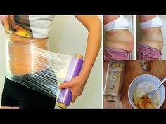Faja de Jengibre para Adelgazar y Quemar la Grasa Abdominal y Cintura/Body Wrap - YouTube