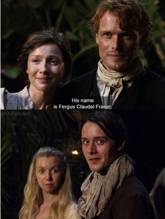 Happy Father's Day, Jamie Fraser! Repost from Outlandered on Pinterest