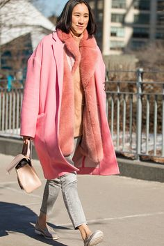 These Street Style Pros Will Get You Out of Your Winter Outfit Rut: Street style stars know that come fashion week, they're dressed in their best, no matter the temperatures.