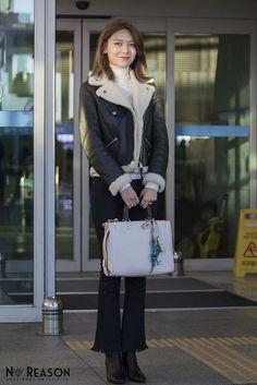 SNSD - Choi SooYoung 최수영 commute airport fashion 161206 #수영 #셩이 #출근길 #공항패션