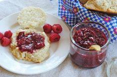 Strawberry, Raspberry, & Vanilla Bean Quick Jam | Juanita's Cocina