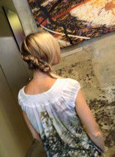 #urbanglamilano #hairstyle #braids #hair #trend #urbanomania #blondehair #coloredhair