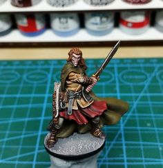 Zombicide black plague Silas