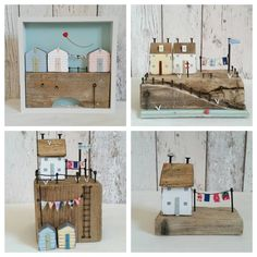 "641 Synes godt om, 11 kommentarer – Shabby Daisies (@lorainespick) på Instagram: ""Orders that have been keeping me busy this week. #driftwood #littlecottage #littlehouse #facebook…"""