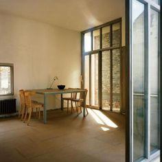 Pluimstraat House by Marie-José Van Hee architecten
