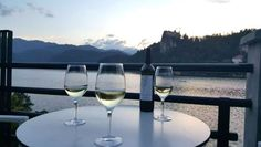 Lake Bled View Food