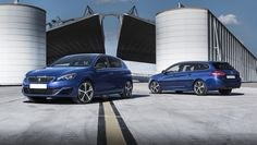 Peugeot' and their brand new hot hatch are here, today. The 2015 Peugeot 308 GT was deemed unworthy of the GTi badge, probably because there's not enough power under the bonnet for the car to earn that title. Volkswagen Golf, Automobile, Car Deals, Gt Cars, France, Car Photos, Car Ins, Cars Motorcycles, Super Cars