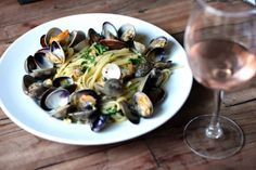 Linguine with Clams - Amateur Gourmet