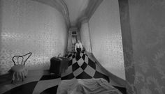 Seconds (1966, John Frankenheimer) / Cinematography by James Wong Howe