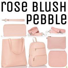 Thirty-one Rose Blush Pebble Thirty One Party, Thirty One Bags, Thirty One Gifts, Handbags On Sale, Luxury Handbags, Purses And Handbags, Fashion Handbags, Black Girls Run, Thirty One Consultant