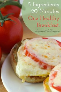 I love quick and easy recipes! This one is great for busy school mornings. It's fast and healthy, too!