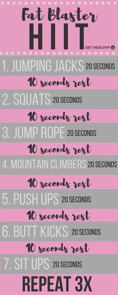If you planned to lose weight and get fit, we're here to help you on your journey! We have collected two weeks worth of amazing ab and high intensity interval training (HIIT) workouts for … Fitness Workouts, At Home Workouts, Fitness Motivation, Weight Workouts, Fitness Plan, Quick Workouts, Yoga Fitness, 1000 Calorie Workout, Interval Training Workouts
