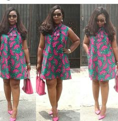 Love this design and you want to make for yourself? Are you a designer In need Of a tailor to work with ? Call or whatSapp Gazzy Fashion Consults on 2348144088142 Short African Dresses, Ankara Short Gown Styles, Kente Styles, Latest African Fashion Dresses, African Print Dresses, African Print Fashion, Ankara Fashion, African Attire, African Wear