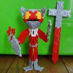 レッドマン 赤いアイツ 赤い通り魔 円谷プロ 特撮 Redman tsuburaya LaQ