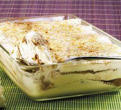 Delícia de Iogurte e Bolacha | ReceitaseMenus.net