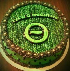 Type O negative cake