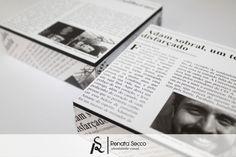Blog Renata Secco - Identidade Visual: Presentes Personalizados - Formatura Jornalismo