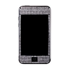 clear crystal swarovski iphone ❤ liked on Polyvore featuring electronics, fillers, phones, accessories and gadgets