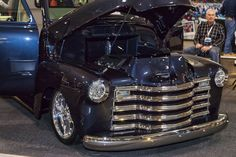 https://flic.kr/p/EVAgtW | Motorama Show Toronto 2016 | 1953 Chevrolet Pick-Up - Glen Hopkins