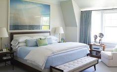 Home interiors by designer Steven Gambrel.