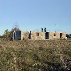 House of Ruins (Drupas) / NRJA
