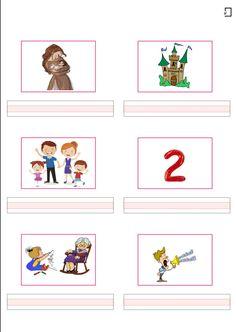 2017-2018 Yeni Ses Grubu Elakin Dikte Çalışması Turkish Language, Primary School, Child Development, Booklet, Worksheets, Children, Kids, Mandala, Activities