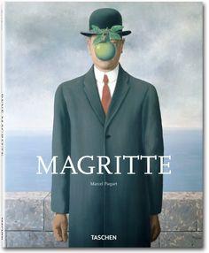 René Magritte. TASCHEN Books (Basic Art Series, TASCHEN 25 Edition)